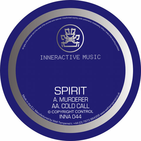 Spirit - Murderer / Cold Call