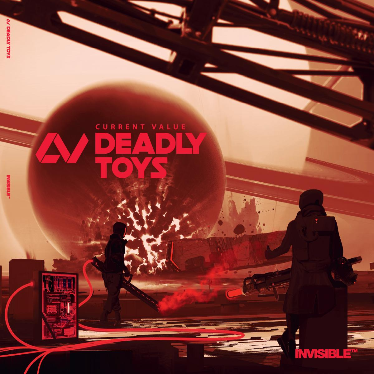 "Current Value - Deadly Toys [2x12""]"
