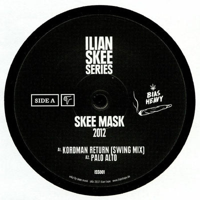 Skee Mask - 2012 - Unearthed Sounds
