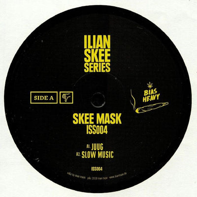Skee Mask - ISS004 - Unearthed Sounds