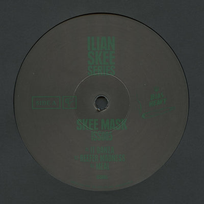 Skee Mask - ISS005 - Unearthed Sounds