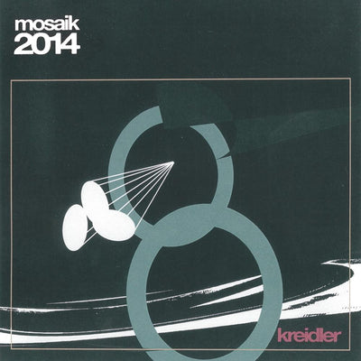 Kreidler - Mosaik 2014 (10th Anniversary Reissue White LP)