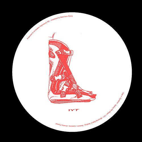 Various Artists - IYT002 , Vinyl - Its Your Turn, Unearthed Sounds