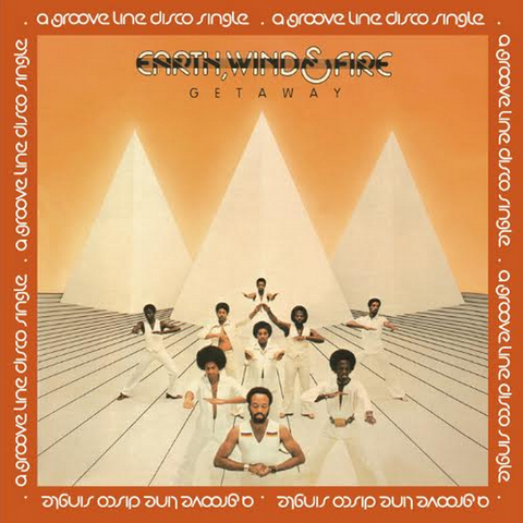 Earth, Wind & Fire - Getaway (Special Disco Version) / (Instrumental)