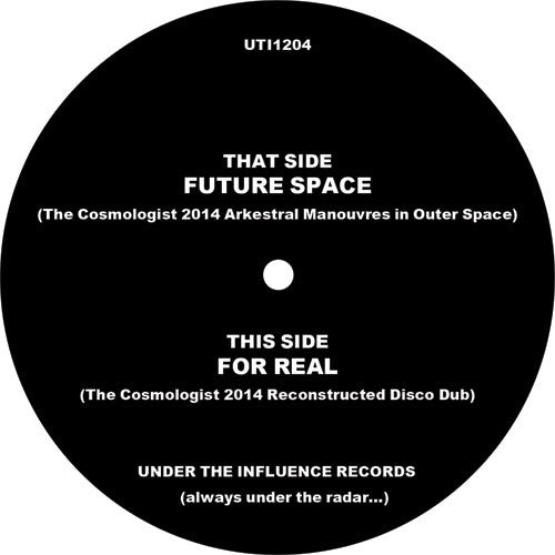 The Cosmologist - Cosmology Vol. 4 - Unearthed Sounds