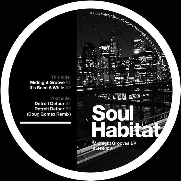 Soul Habitat - Midnight Grooves - Unearthed Sounds