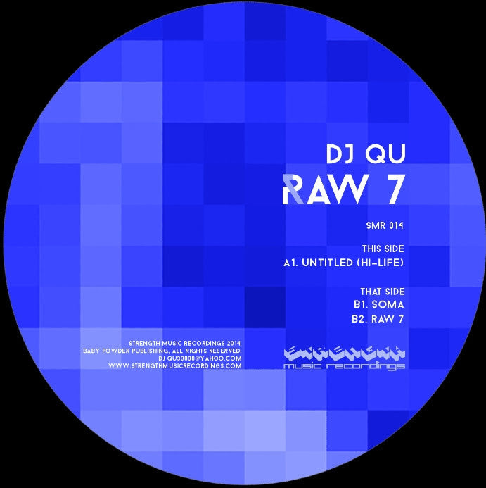 DJ QU - Raw 7 - Unearthed Sounds