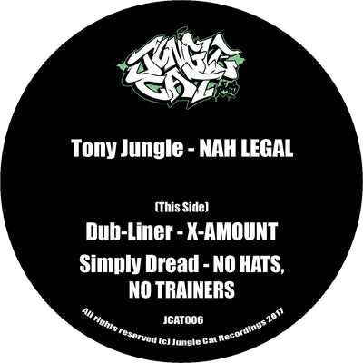 Various Artists - Jungle Cat 006 - Unearthed Sounds