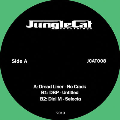 Various Artists - Jungle Cat 008 - Unearthed Sounds