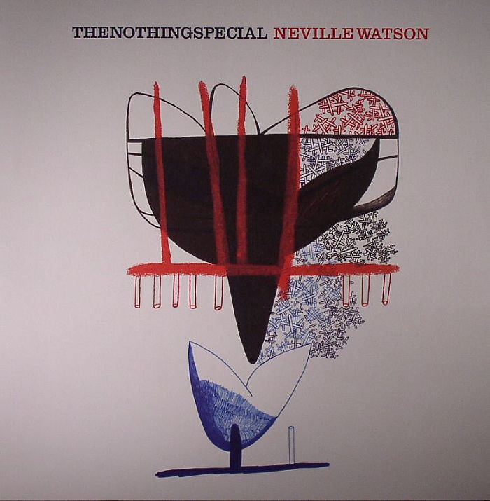 Neville Watson - Red Light Fever - Unearthed Sounds