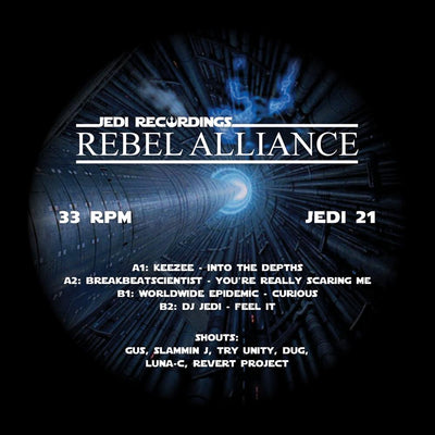 Various Artists - Rebel Alliance EP - Unearthed Sounds, Vinyl, Record Store, Vinyl Records