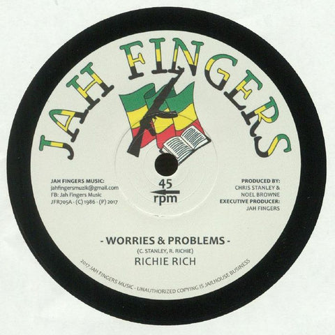Richie Rich - Worries and Problems