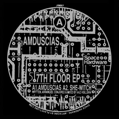Amduscias - 7th Floor EP - Unearthed Sounds