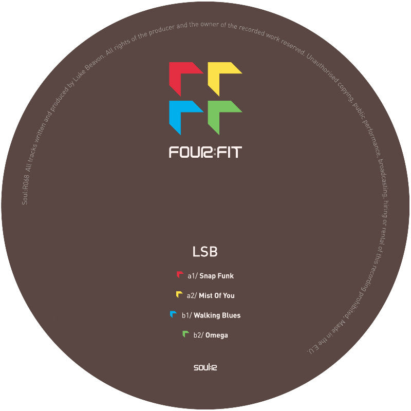 LSB - Fourfit EP 03 - Unearthed Sounds
