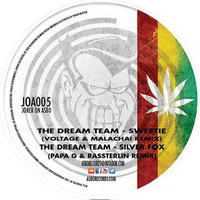 "The Dream Team - The Dream Team Remixes Vol. 1 [180g 12"" Vinyl] , Vinyl - Asbo Records, Unearthed Sounds"