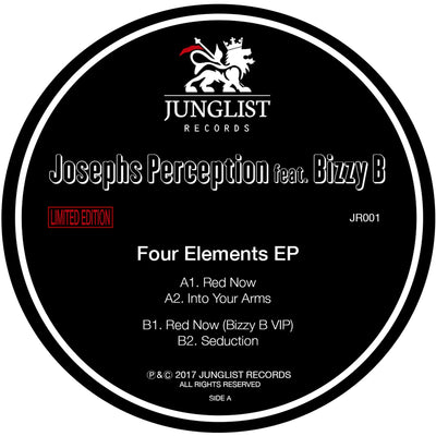 Josephs Perception ft. Bizzy B - Four Elements EP - Unearthed Sounds