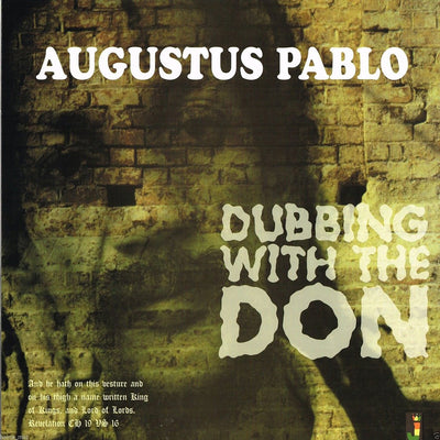 Augustus Pablo - Dubbing With the Don - Unearthed Sounds, Vinyl, Record Store, Vinyl Records