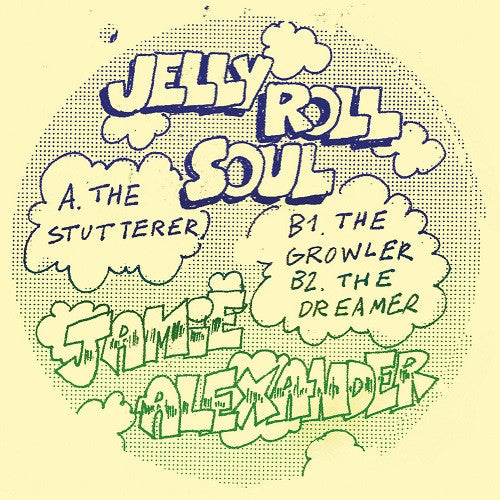 Jamie Alexander - The Stutterer , Vinyl - Jelly Roll Soul, Unearthed Sounds