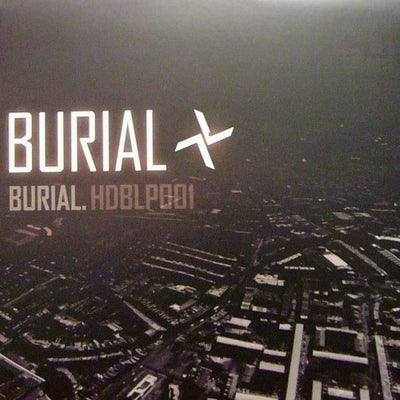 Burial - Burial - Unearthed Sounds, Vinyl, Record Store, Vinyl Records