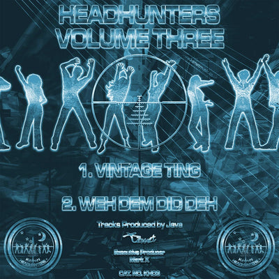 Java - Headhunters Volume 3