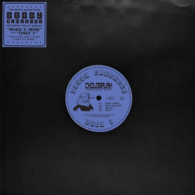 "Bobby Cazanova - Only 1 [Limited 12"" Vinyl]"