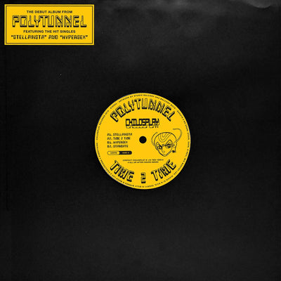 "Polytunnel - Time 2 Time [Limited 12"" Vinyl]"