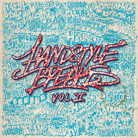 Dj Ritch & Dj Absurd - Hand Style Breaks Vol. 2