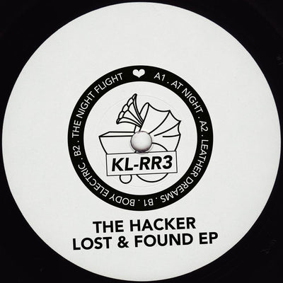 The Hacker - Lost & Found EP - Unearthed Sounds
