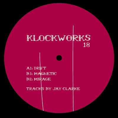 Jay Clarke - Drift - Unearthed Sounds, Vinyl, Record Store, Vinyl Records