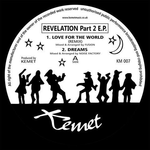 Various Artists - Revelation Part 2 EP