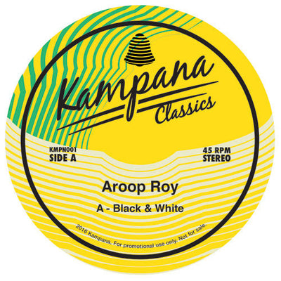 Aroop Roy - Classics - Unearthed Sounds, Vinyl, Record Store, Vinyl Records
