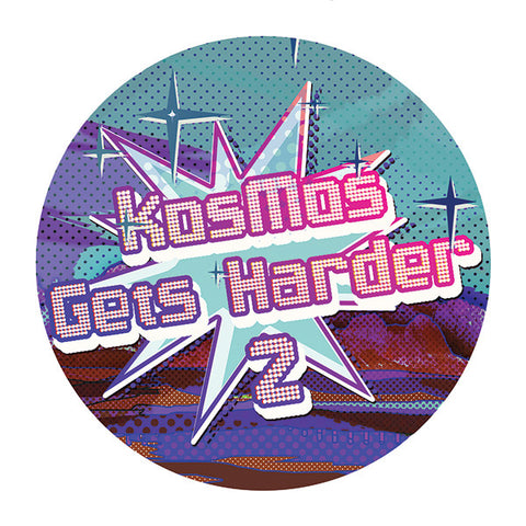 Various Artists - KosMos Gets Harder EP, Vol 2 [w/ CD]