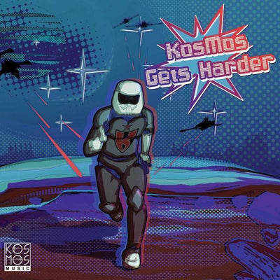 "Various Artists - Kosmos Gets Harder Incl. Full CD + Bonus 12"" [3x12""] - Unearthed Sounds"