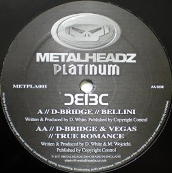 dBridge - Bellini / True Romance - Unearthed Sounds