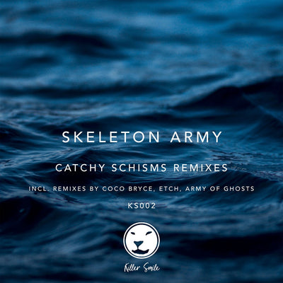 "Skeleton Army - Catchy Schisms Remixes [Coloured 12"" Vinyl]"