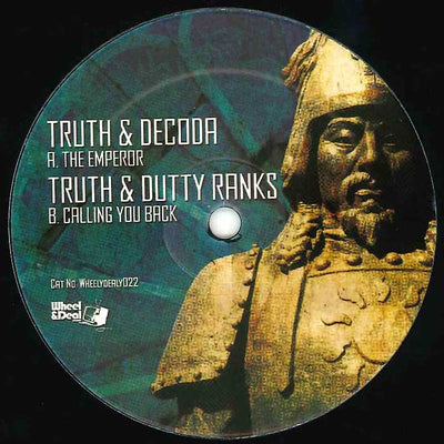 Truth, Decoda & Dutty Ranks - The Emperor / Calling You Back - Unearthed Sounds