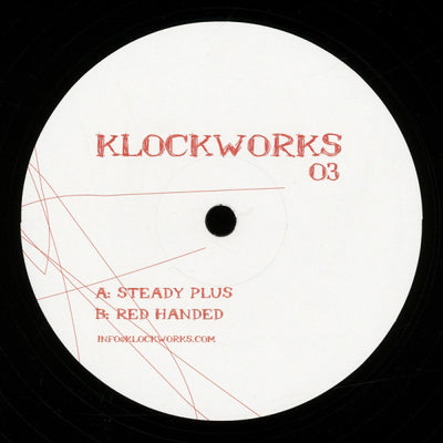 Klockworks ‎- Klockworks 03 - Unearthed Sounds, Vinyl, Record Store, Vinyl Records
