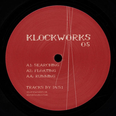 DVS1 ‎- Klockworks 05 - Unearthed Sounds, Vinyl, Record Store, Vinyl Records