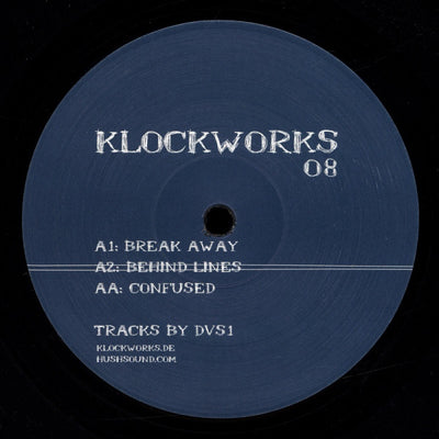 DVS1 ‎- Klockworks 08 - Unearthed Sounds, Vinyl, Record Store, Vinyl Records