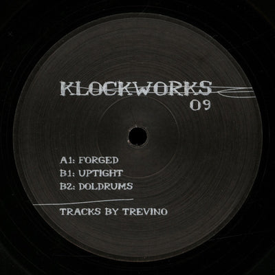 Trevino ‎- Klockworks 09 - Unearthed Sounds, Vinyl, Record Store, Vinyl Records