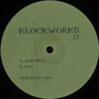Rod - Klockworks 11 - Unearthed Sounds, Vinyl, Record Store, Vinyl Records