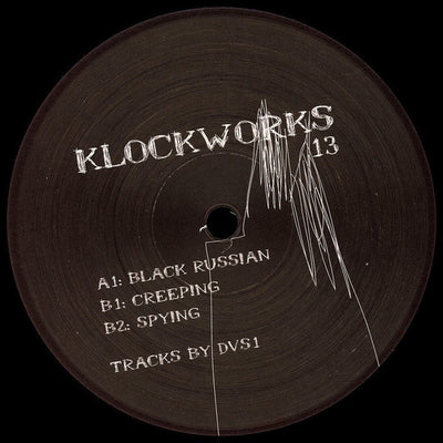 DVS1 ‎- Klockworks 13 - Unearthed Sounds, Vinyl, Record Store, Vinyl Records