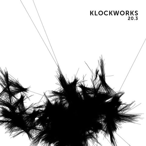 "Various Artists ‎– Klockworks 20, Vol. 3 [2x12"" Vinyl]"