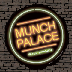 FilosofischeStilte ‎– Munch Palace Vol.1 - Unearthed Sounds