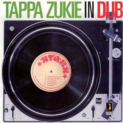 Tappa Zukie - In Dub - Unearthed Sounds