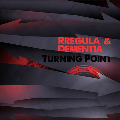 Rregula & Dementia - Turning Point [CD Album] - Unearthed Sounds