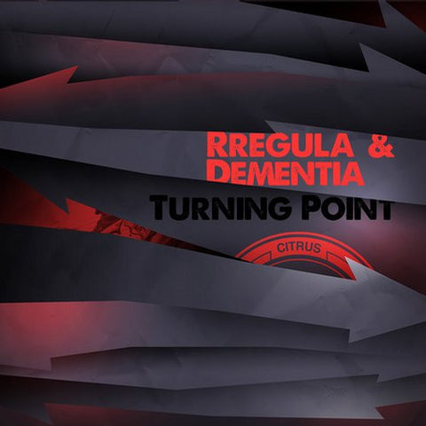 Rregula & Dementia - Turning Point [CD Album]