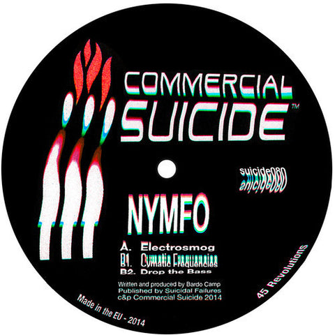 Nymfo - Electrosmog / Cymatic Frequencies / Drop the Bass