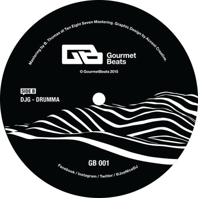 DJG - Swazi Rhythm EP - Unearthed Sounds