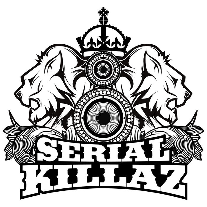 Serial Killaz - Walk And Skank (Northern Lights Remix) / Crying Out (Serial Killaz Remix) - Unearthed Sounds